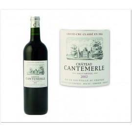 A009-Chateau Cantemerle 2010 佳得美酒莊
